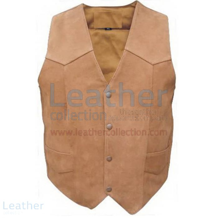 Leather Vest Men | Buy Now | Leather Collection