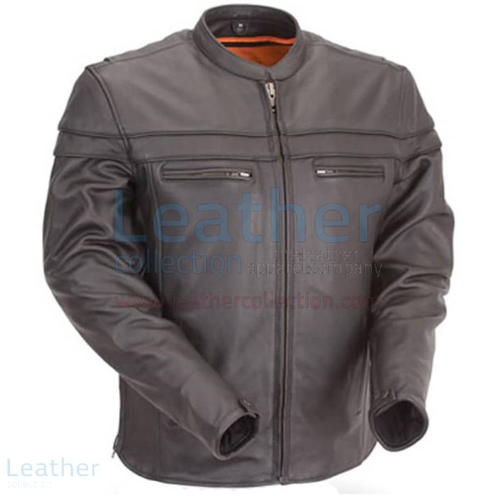 Moto Biker Jacket | Buy Now | Leather Collection