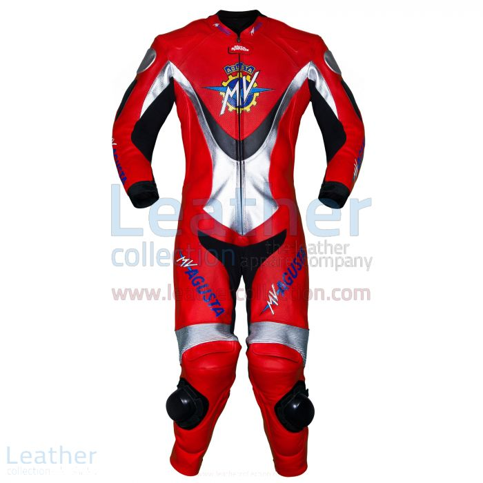 Buy Now MV Agusta Racing Leather Suit for £653.60 in UK