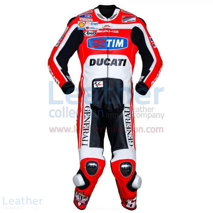 Shop Now Nicky Hayden Ducati MotoGP 2011 Suit for SEK7,911.20 in Swede