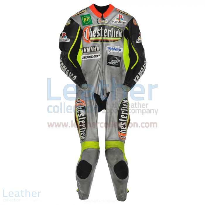 Claim Now Olivier Jacque Yamaha GP 2000 Leather Suit for SEK7,911.20 i