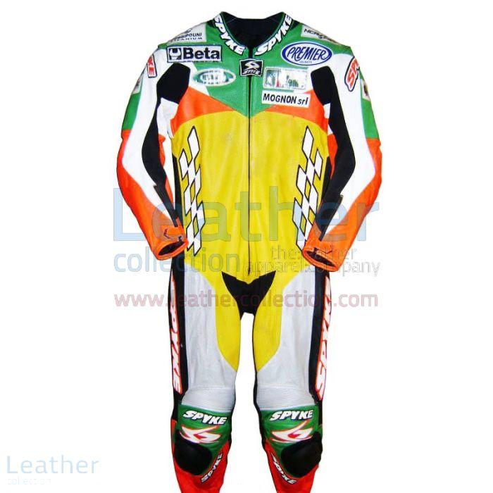 Prendi ora Pierfrancesco Chili Ducati Corse WSBK 2004 Tuta €773.14