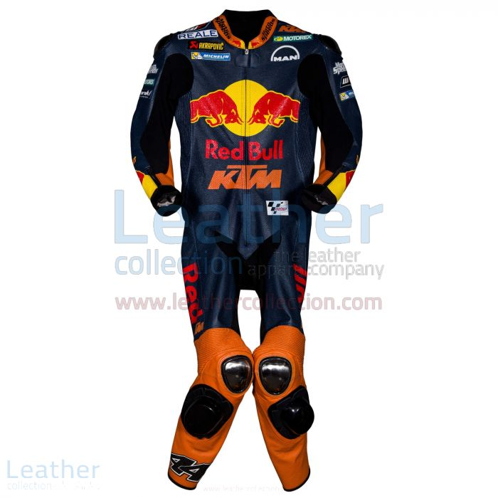 Shop Now Pol Espargaro Red Bull KTM MotoGP 2017 Leather Suit for CA$1,