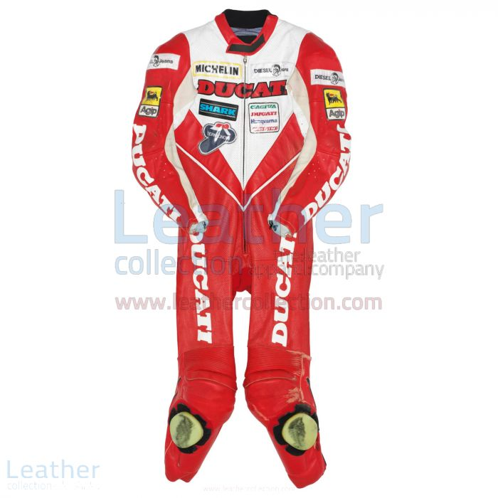 Purchase Online Raymond Roche Ducati WSBK 1990 Leather Suit for SEK7,9