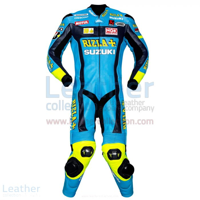 Pick it Now Rizla Suzuki 2013 Motorbike Leathers for $850.00