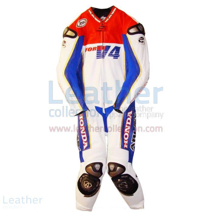 Acquista adesso Roger Burnett Honda Goodwood Tuta da Gara €773.14