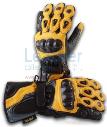 Scorpio Racer Gloves – Racer Gloves | Leather Collection