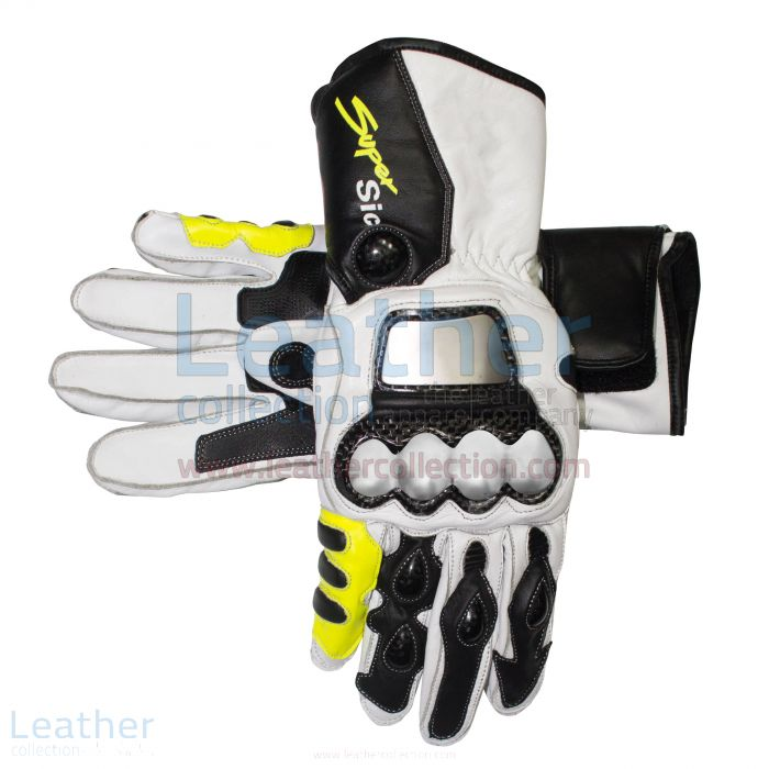 Super Sic Racing Gloves | Buy Now | Leather Collection