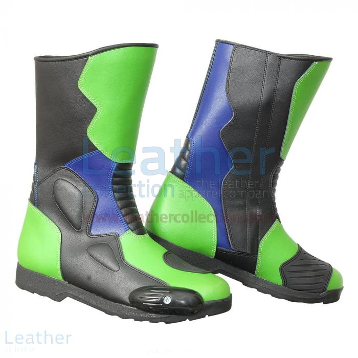 Compra Botas Speed Moto – Botas De Cuero – Leather Collection