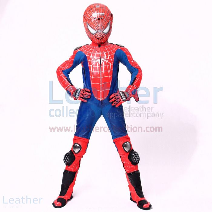 Spiderman 3 Riding Leathers – Riding Leathers | Leather Collection