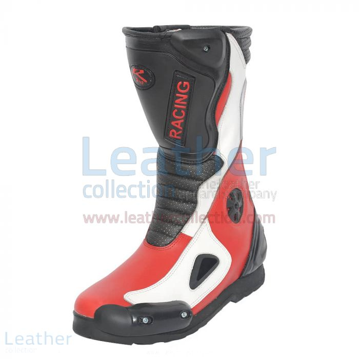 Compra Botas Moto Racing – Botas Cuero Moto – Leather Collection