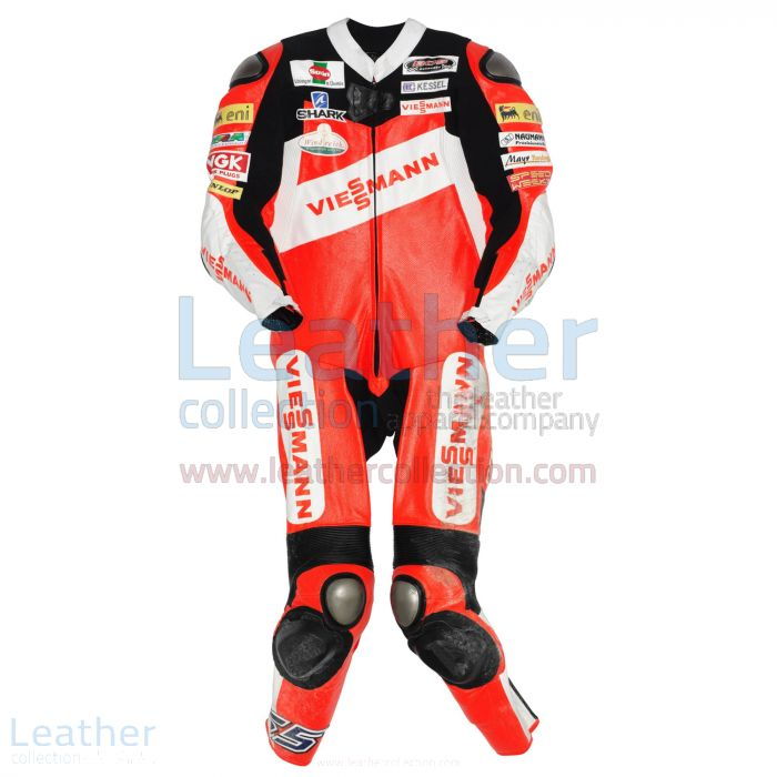 Buy Stefan Bradl Kalex Moto2 2011 Race Suit for SEK7,911.20 in Sweden