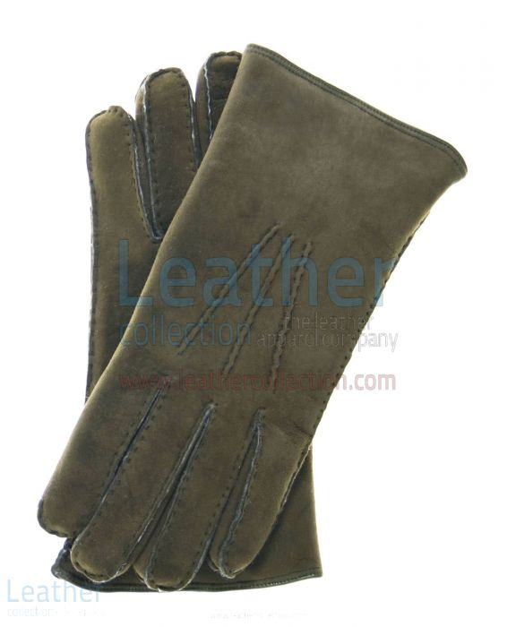Guantes De Gamuza – Guantes De Cuero – Leather Collection