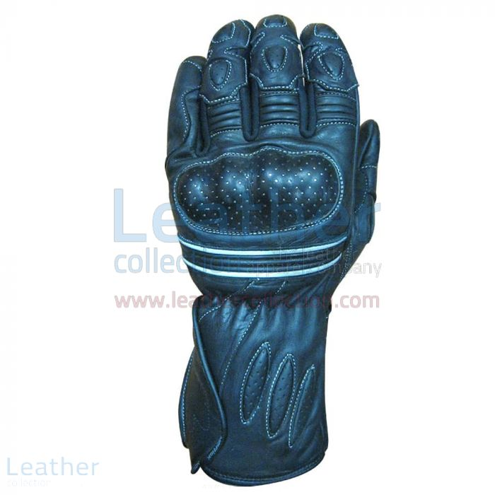 Buy Online Superior Leather Moto Gloves for $75.00