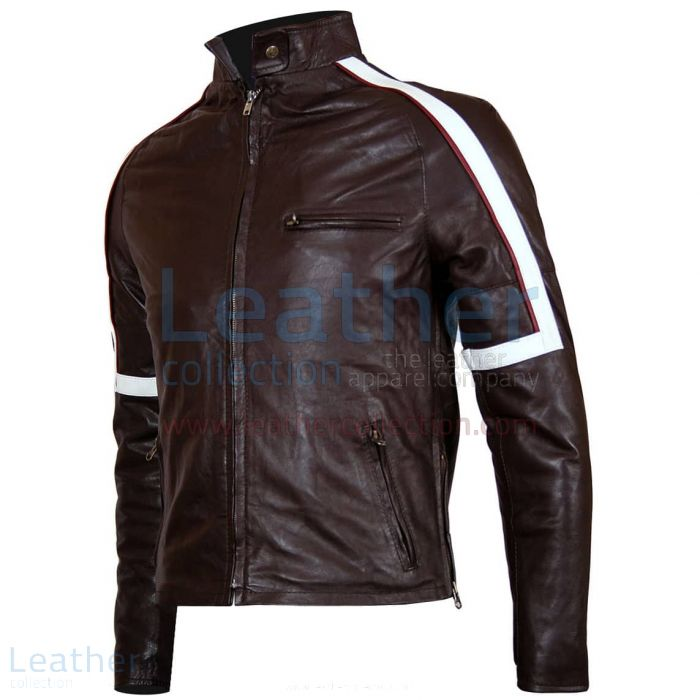 Purchase Online Tom Cruise War Of The World Leather Jacket for SEK3,16