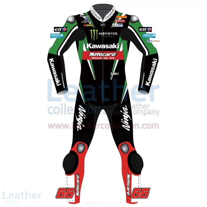 Grab Now Tom Sykes Kawasaki WSBK 2016 Racing Suit for A$1,213.65 in Au