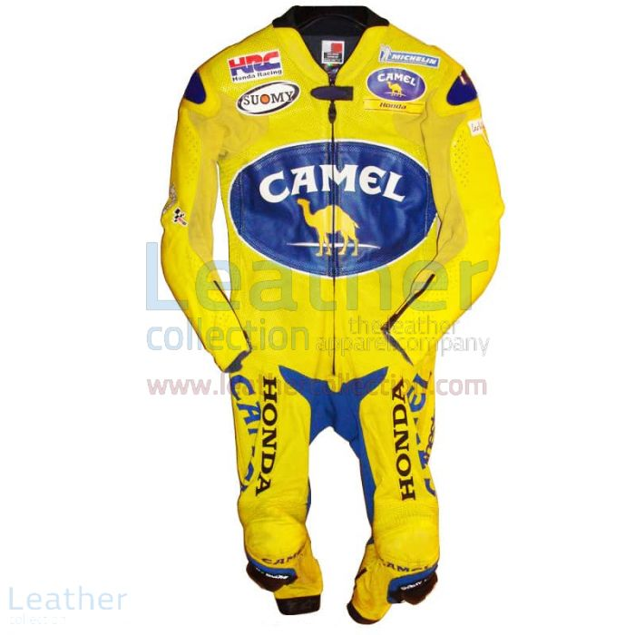 Get Now Troy Bayliss Camel Honda GP 2005 Leathers for A$1,213.65 in Au