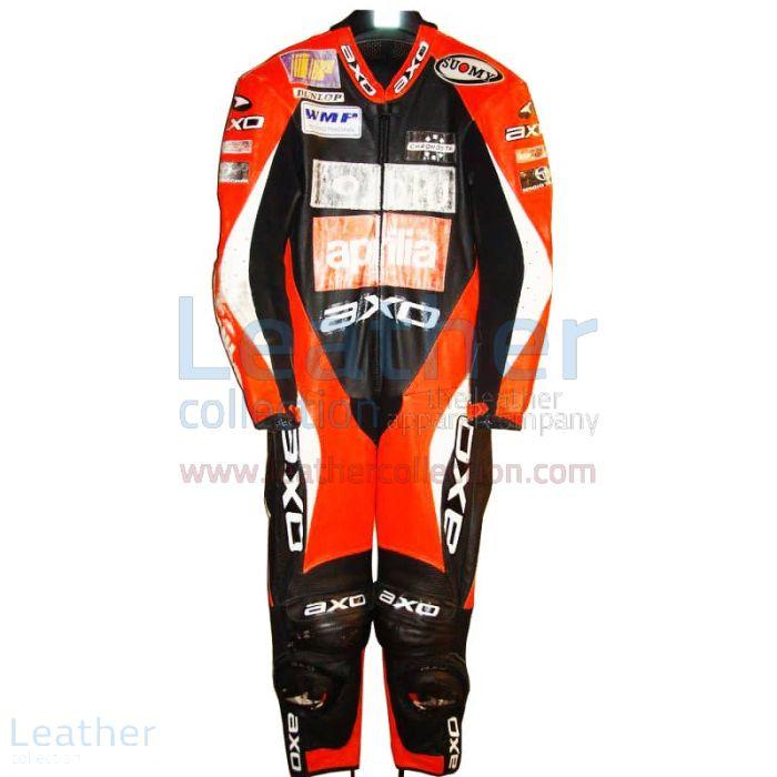 Richiedi ora Troy Corser Aprilia WSBK 2000 Tuta in Pelle Corsa €773.