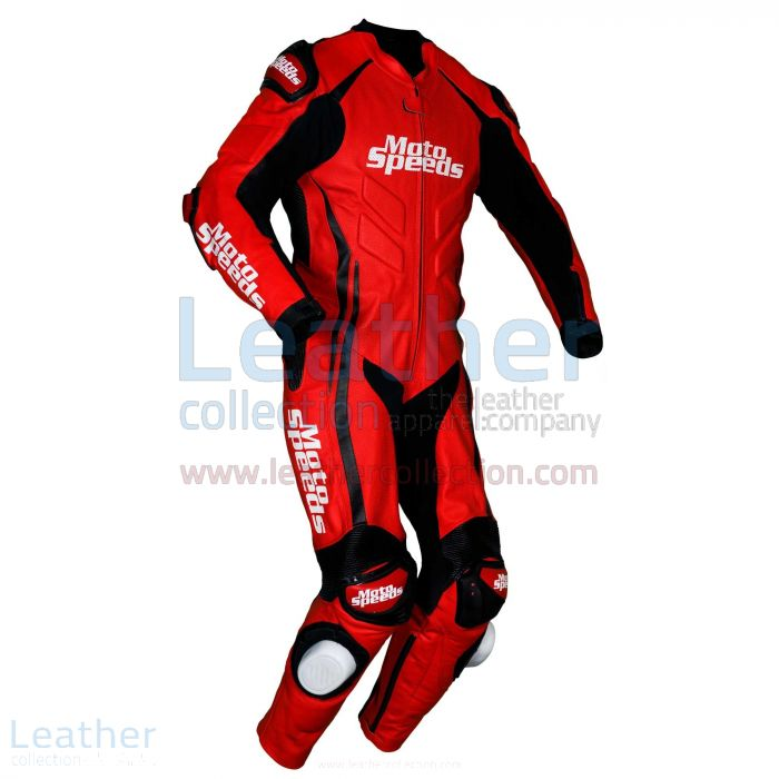 Tyro Leather Motorcycle Suit | Motorcycle Apparel | Moto Speeds