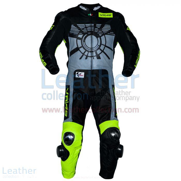 Erhalten VR46 Rennanzug | Valentino Rossi 2013 Rennanzug