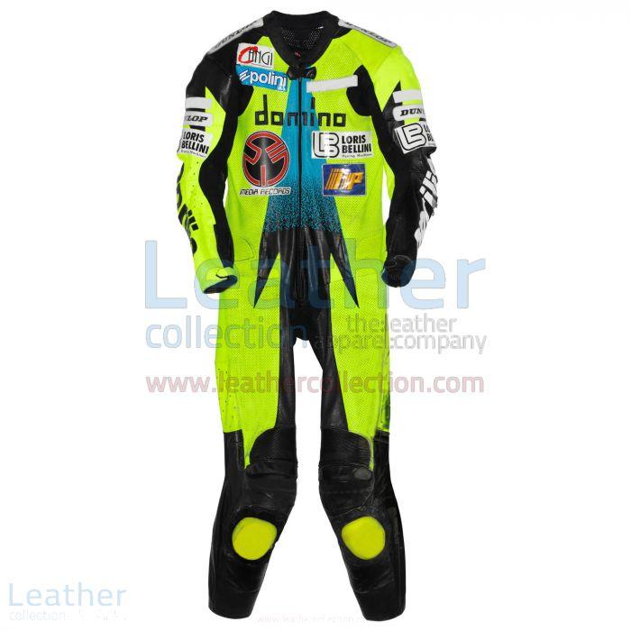 Grab Online Valentino Rossi Aprilia GP 1996 Leathers for $899.00