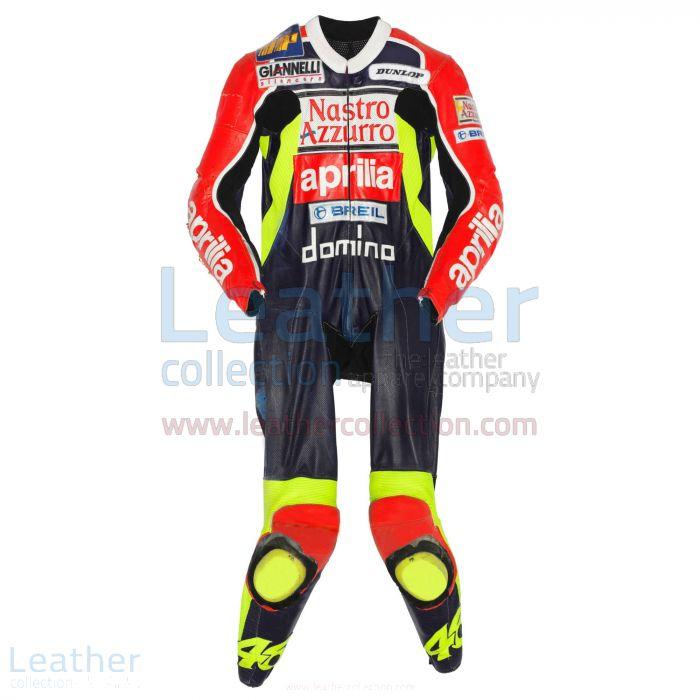Kauf Valentino Rossi Aprilia GP 1998 Lederanzug | Aprilia Bekleidung