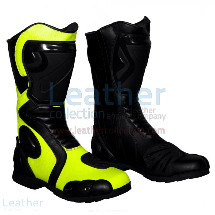Pick it up Valentino Rossi MotoGP 2016 & 2017 Race Boots for CA$327.50