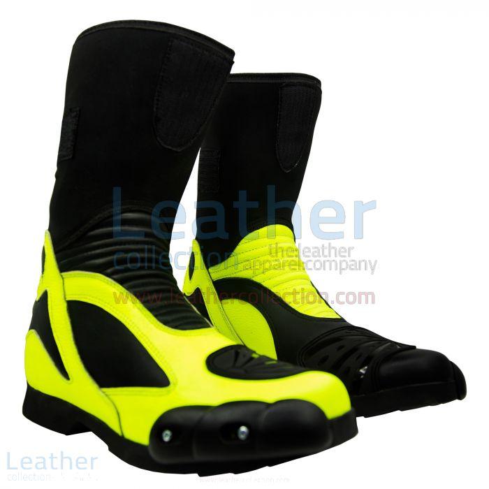 Buy Motorcycle Boots | Valentino Rossi Repsol Honda MotoGP 2003 Boots