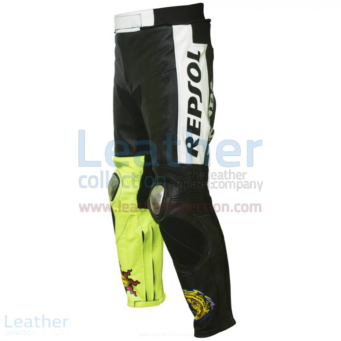 Valentino Rossi Pants – Repsol Honda Pants | Leather Collection