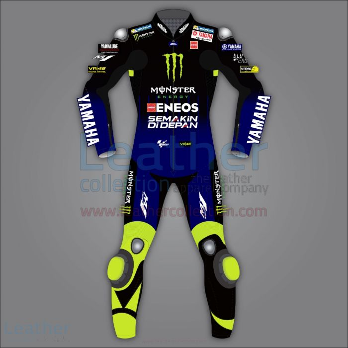 Online-Shop Valentino Rossi Yamaha Monster Leder MotoGP 2020