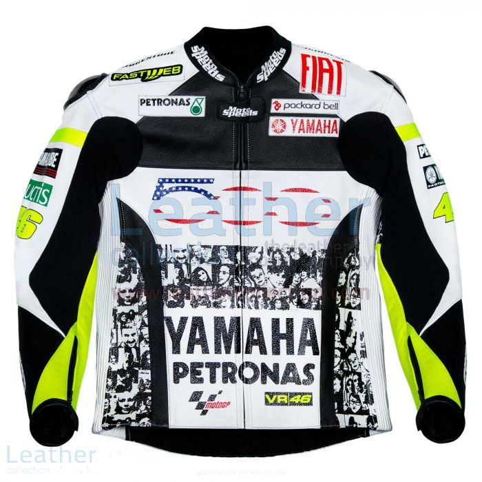 personalizzare Valentino Rossi Yamaha Petronas Giacca €387.00