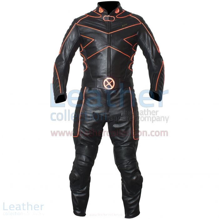 Pick X-MEN Motorcycle Racing Leather Suit for CA$1,113.50 in Canada
