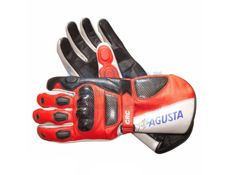 MV Agusta CRC Carbon Racing Gloves