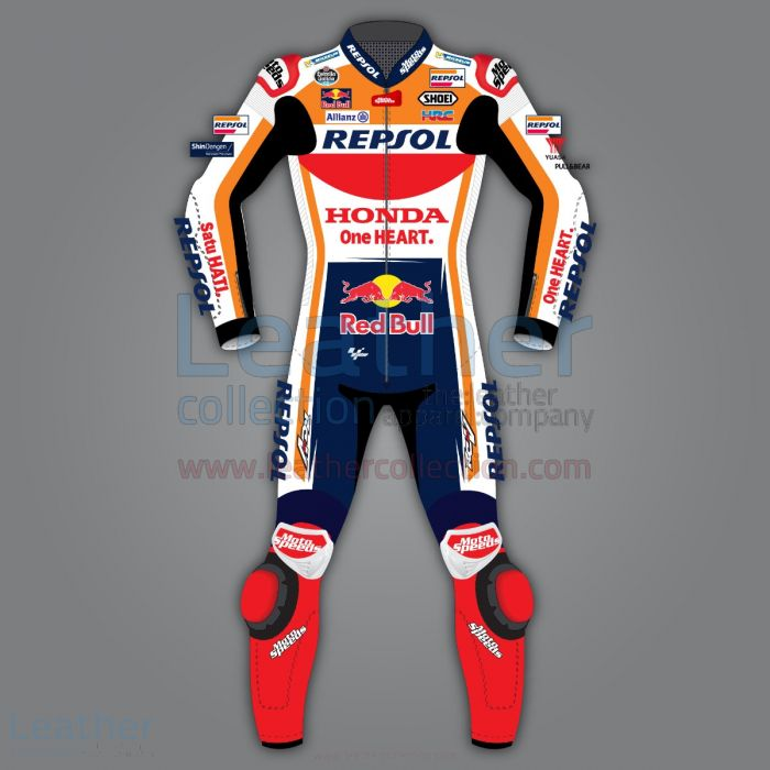 Marc Marquez Honda Repsol Race Suit Motogp 2020