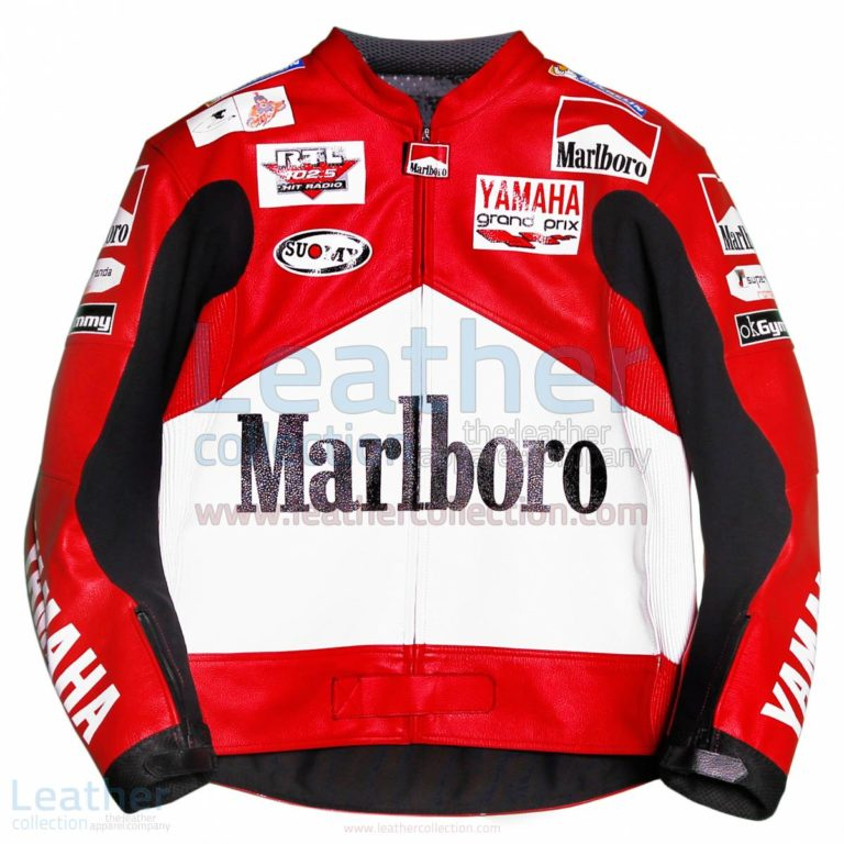 Max Biaggi Marlboro Yamaha GP 2001 Jacket