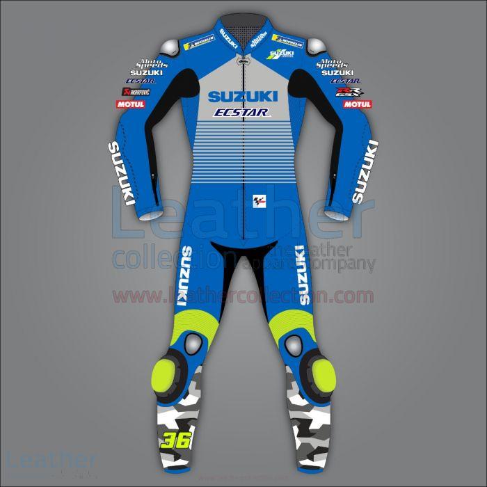 JOAN MIR SUZUKI RACING LEATHERS MOTOGP 2020
