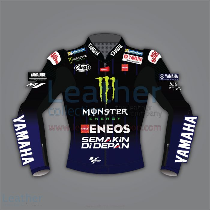 MAVERICK VINALES MONSTER YAMAHA RACING JACKET MOTOGP 2020