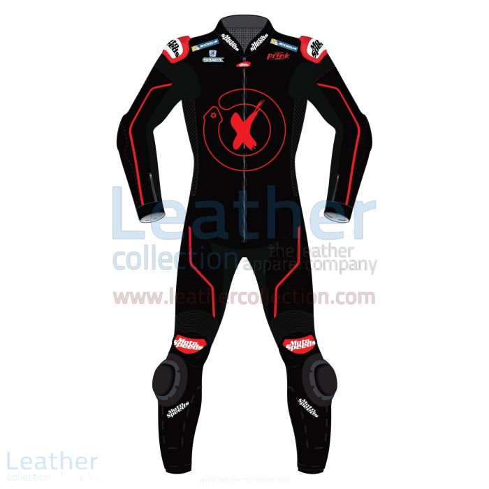 JORGE LORENZO JEREZ TEST 2018 MOTORCYCLE SUIT