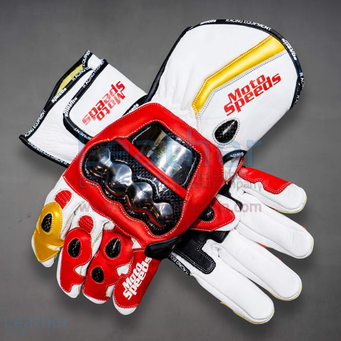 LUCKY STRIKE GP RACING GLOVES