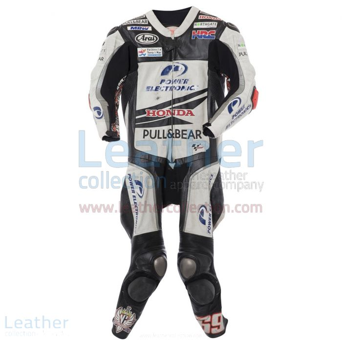 NICKY HAYDEN HONDA MOTOGP 2015 RACE SUIT