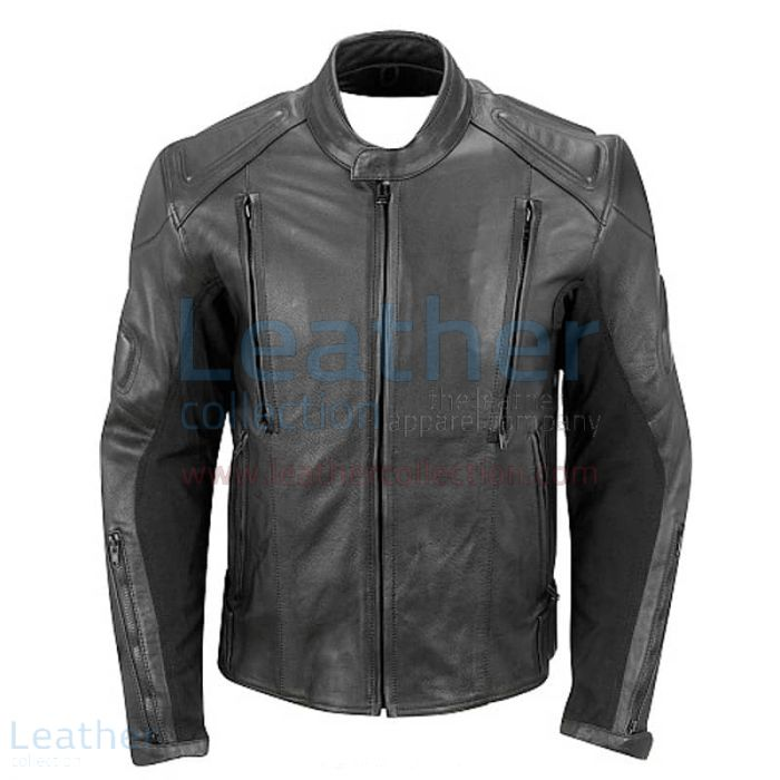 Tall motorcycle jacket