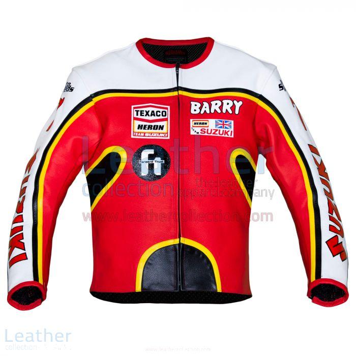 Barry Sheene jacket