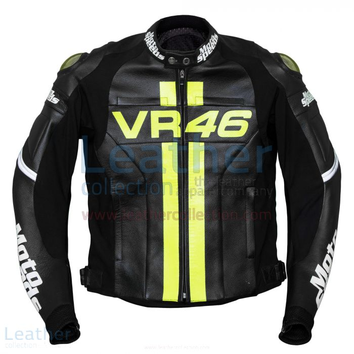 Valentino rossi racing leather jacket